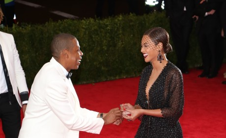 Jay Z and Beyonce MET Gala Proposal