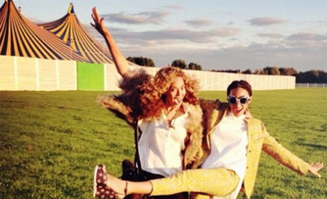 Beyonce Posts NEW Instagram Photos with Solange: Is It All Good?
