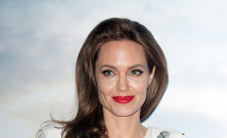 Angelina Jolie Most Likely Gives Birth to Twins