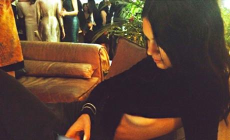 Kendall Jenner Side Boob