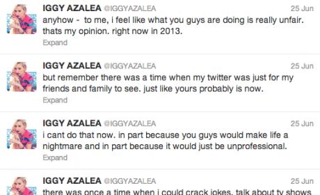 Iggy Azalea Defends Comments