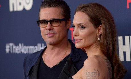 Angelina Jolie Made Brad Pitt Fire His Psychic?!