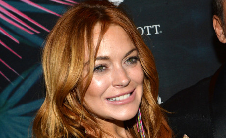 Lindsay Lohan Avoids Jail Time With Last-Minute Community Service