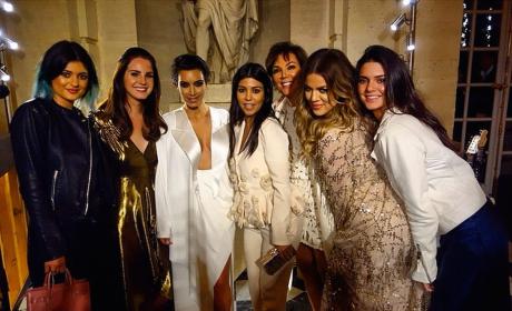 Kanye West to Kim Kardashian: You Are SO Beautiful!
