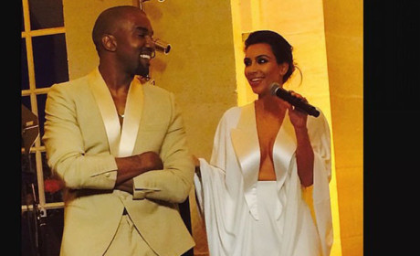 Kim Kardashian Wedding Dress Designer: Revealed!