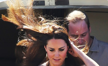 Kate Middleton Upskirt Photo Published in German Tabloid, Likened to Khloe & Kim Kardashian