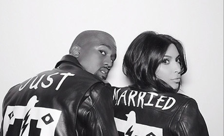 Kanye West: Kim and I Spent Our Honeymoon Photoshopping Wedding Photos!