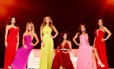 The Real Housewives of New Jersey Season 6 Cast Pics
