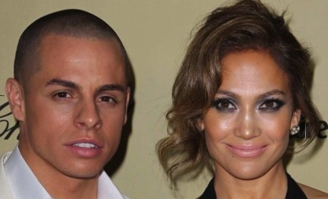 Jennifer Lopez and Casper Smart: Back On?!