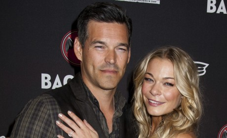 LeAnn Rimes: I'm Not a Crazy Pill-Popper! Sorry to Disappoint!