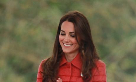 Kate Middleton in Crieff