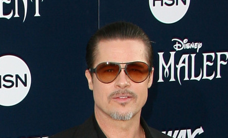 Brad Pitt Bailed on His Honeymoon to Shoot a Commercial?!