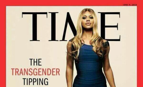Laverne Cox Covers Time Magazine, Talks Transgender Rights