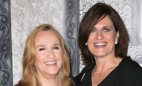 Melissa Etheridge Marries Linda Wallem!