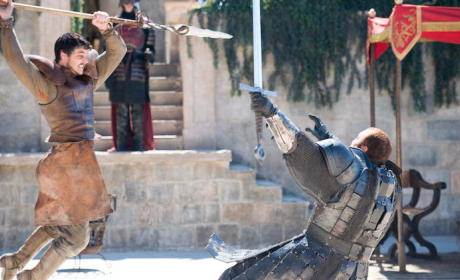 Game of Thrones Season 4 Episode 8: Off with His Head?