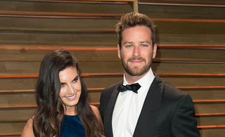 Armie Hammer: Expecting First Child with Elizabeth Chambers!