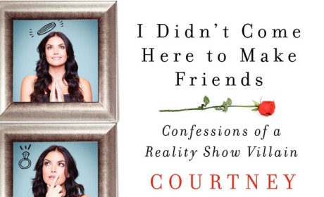 Courtney Robertson Book