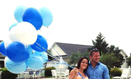 Jenelle Evans Baby Shower Pic