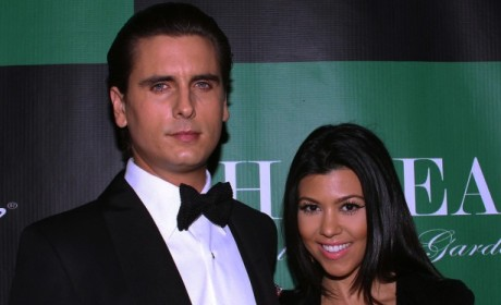 Kourtney Kardashian and Scott Disick Welcome Baby Girl!