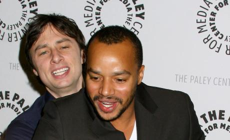 13 Famous Bromances: It's Guy Love!
