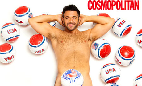 Adam Richman Naked