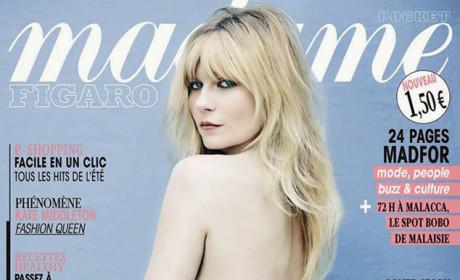 Kirsten Dunst Topless