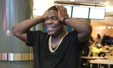 "Tracy Morgan ""Not in Good Shape,"" According to Ex-Wife; Driver Charged with Vehicular Homicide"
