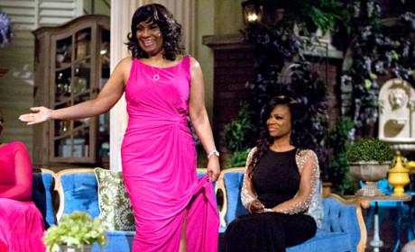 Kandi's Wedding Season 1 Episode 2 Recap: Mama Joyce Loses It!