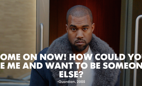 KANYE-Fidence: 11 Pieces of Infinite Wisdom from Yeezus Himself