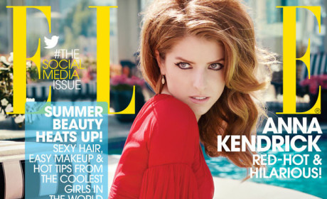 Anna Kendrick Covers Elle, Claims She Hasn't Been Hit on Since 2009