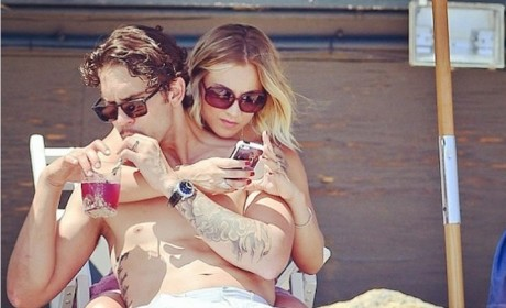 Ryan Sweeting and Kaley Cuoco: Top Priorities