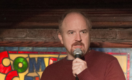 Louis C.K. on Stage