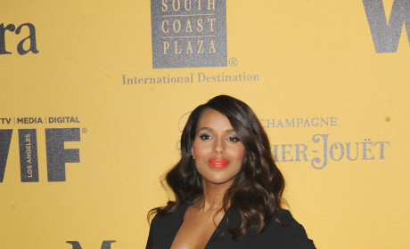 Kerry Washington Post-Pregnancy