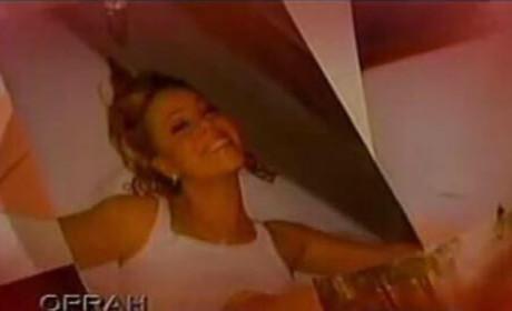 Mariah Carey on Oprah