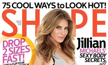 Jillian Michaels Shape Cover