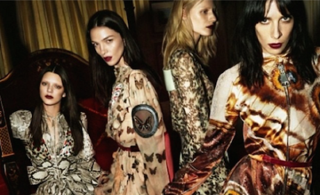 Kendall Jenner Givenchy Campaign Pics: Unveiled!