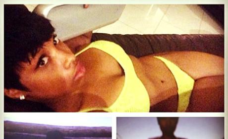 Jennifer Hudson Bikini Pics