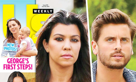 Kourtney Kardashian to Scott Disick: Be a Better Father or GTF Out!