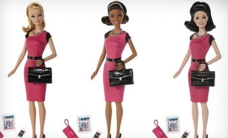 Entrepreneur Barbie: Coming to a Toy Store, Board Room Near Your!