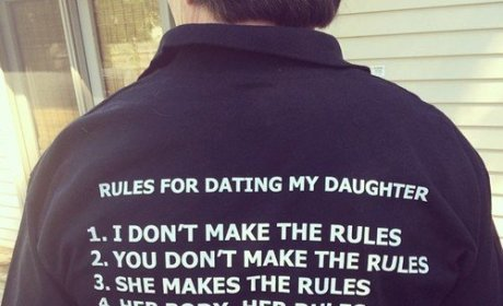 Feminist Father Shirt Goes Viral, Sets Rules for Dating Man's Daughter