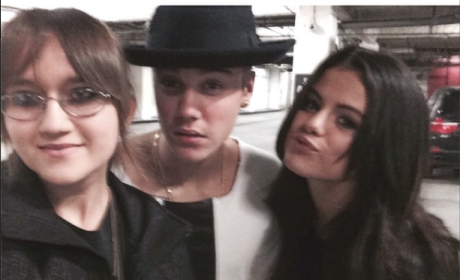 Justin Bieber and Selena Gomez Do Dinner and a Movie, Likely Each Other