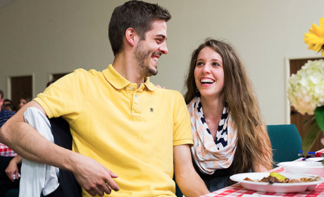 Jill Duggar, Derick Dillard Photo