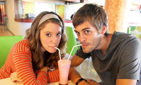 Jill Duggar and Derick Dillard Together