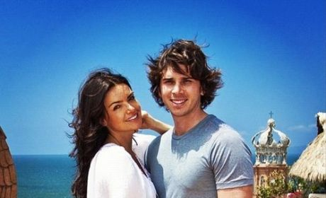 Courtney Robertson, Benjamin Flajnik