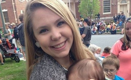 Kailyn Lowry Defends Breastfeeding Photos, Seeks to Spread Awareness