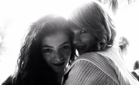 Lorde: Taylor Swift is My Role Model!