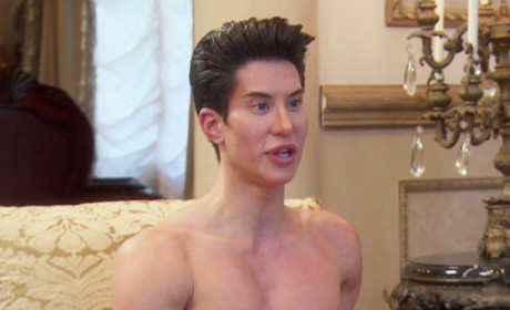Justin Jedlica, Human Ken Doll, Says Plastic Surgeons Are Glorified Tailors