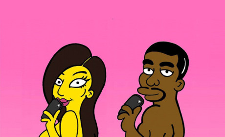 Kim Kardashian as a Kartoon: See the Piks!