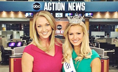 Elizabeth Fechtel, Miss Florida, Loses Title Following Judges' Tabulation Error
