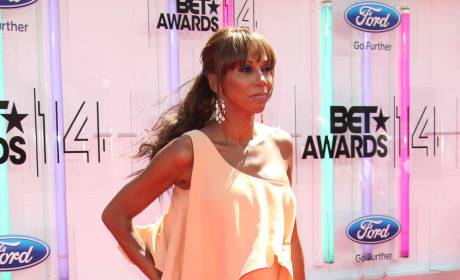 Holly Robinson Peete